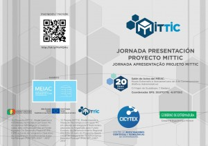 20.03.2014_Programa Jornada Presentación proyecto MITTIC