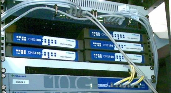 Conexión fibra