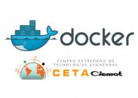 Seminario Docker en CETA-Ciemat