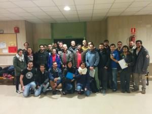 II Jornadas Técnicas UEx-CIEMAT: Entrega de los certificados de aprovechamiento
