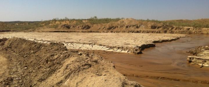 balsa residuos mineros