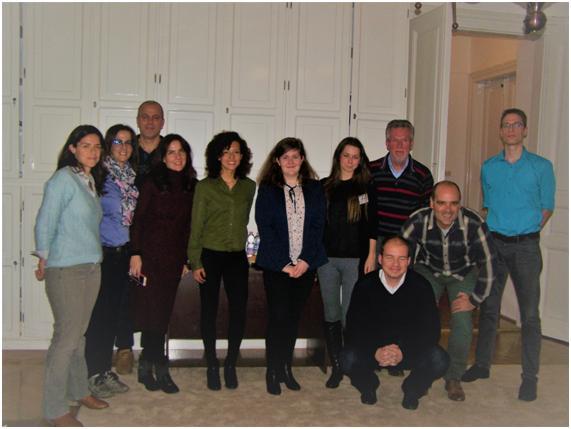 Reunion Equipo LEARNEER Budapest