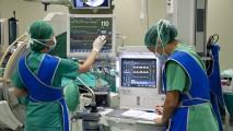Quirófano experimental de anestesia